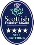 Scottish Tourist Board - 4 Star Self Catering Accommodation