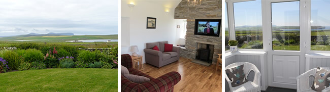 Instabillie 4 Star Self Catering Accommodation - Sandwick, Orkney