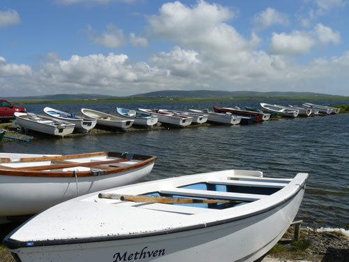 Orkney offers a wealthy of outdoor activities