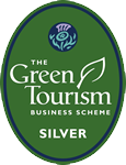 The Green Tourism Business Scheme - Silver Award