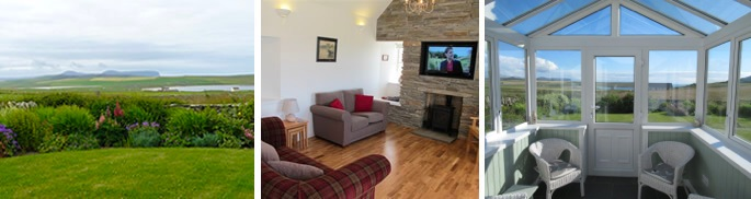 Instabillie Self Catering Orkney Scotland
