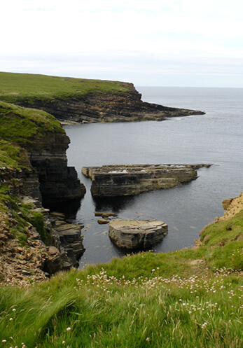 Orkney's pristine countryside